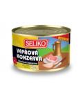 Konzerva vepřová Seliko