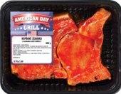 Vepřová žebírka marinovaná American Day