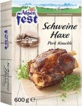 Vepřové koleno s kosti marinované vařené Alpen Fest