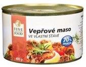 Vepřové maso ve vlastní šťávě Fine Food