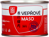 Maso vepřové ve vlastní šťávě Guding Shanghai MaLing