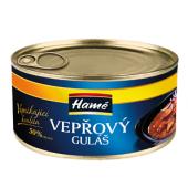 Vepřový guláš Vynikající kvalita Hamé