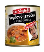 Jazýček vepřový For Single Hamé