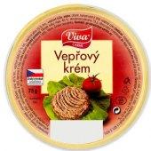 Paštika vepřový krém Viva Carne