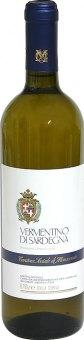 Víno bílé Vermentino di sardegna MonteJanu