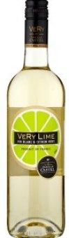 Víno ochucené Very Lime Famille Castel