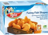 Rybičky veselé mražené Iglo