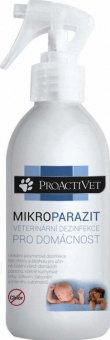 Veterinární dezinfekce Mikroparazit Proactivet