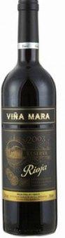 Víno Reserva Rioja Vinâ Mara Tesco Finest