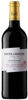 Vína Bordeaux  B&G