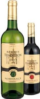 Vína Bordeaux Réserve Tradition