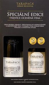 Vína Cabernet Sauvignon + Carmenére Gran Reserva Tarapaca