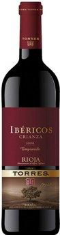 Vína Crianza Ibéricos Torres