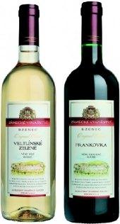Vína Original Classic Zámecké vinařství Bzenec