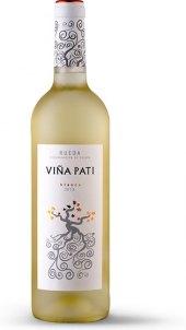 Víno bílé Viňa Pati Rueda
