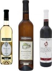 Vína Víno z Kobylí