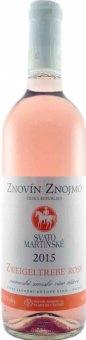 Vína Znovín Znojmo - svatomartínské