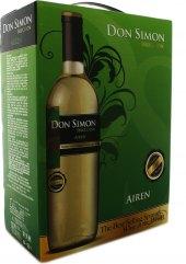 Víno Airen Don Simon - bag in box