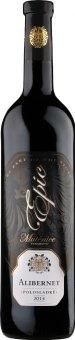 Víno Alibernet Epic Vinařství Mutěnice