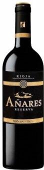 Víno Reserva Rioja Añares