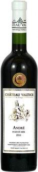 Víno André Chateau Valtice - pozdní sběr