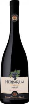 Víno André Herbarium Moravicum Zámecké vinařství Bzenec - pozdní sběr