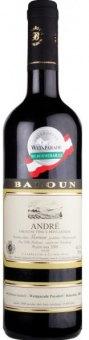 Víno André Vinařství Baloun - pozdní sběr