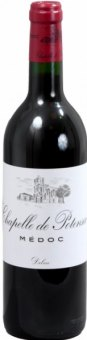 Víno Médoc AOC Chapelle De Potensac