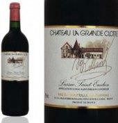 Víno červené Lussac Saint –  Émilion AOP Chateau La Grande Clotte