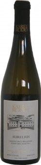 Víno Aurelius Karel Roden Adámkovo vinařství - pozdní sběr