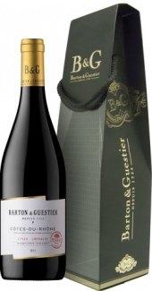 Víno B&G - dárkové balení