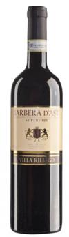 Víno Barbera d´Asti superiore Villa Rillago
