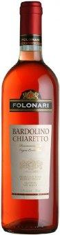 Víno Bardolino Chiaretto Rosé Folonari