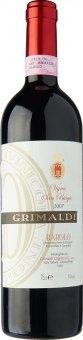 Víno Barolo Grimaldi Luigino