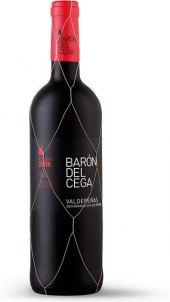 Víno červené Valdepeňas Reserva DO Barón del Cega