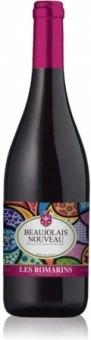Víno Beaujolais Nouveau Les Romarins
