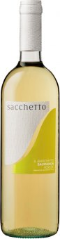 Víno Bianchetto Sauvignon Sacchetto
