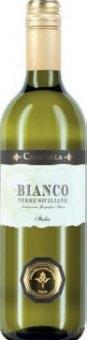 Víno bianco Terre Siciliane Camasella