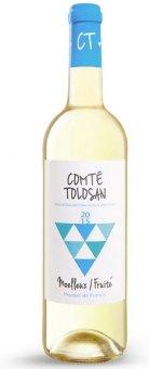 Víno bílé Comté Tolosan