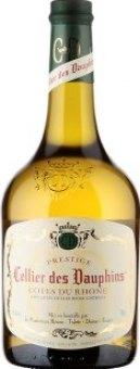 Víno bílé Cotes du Rhone Cellier des Dauphins'