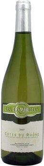 Víno bílé Cuvée Côtes du Rhône Les Combelles