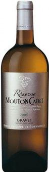 Víno bílé Cuvée Graves Réserve Mouton Cadet Baron Philippe de Rothschild
