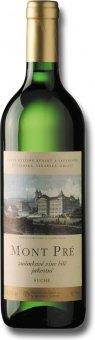 Víno bílé Cuvée Mont Pré Znovín - známkové