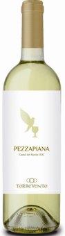 Víno bíle Cuvée Pezzapiana Torrevento