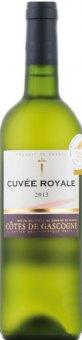 Víno bílé Cuvée Royale Cotes De Gascogne