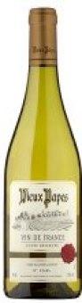 Víno bílé Cuvée Vieux Papes