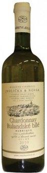 Víno bílé CH a RB Cuvée Vinařství Jedlička&Novák - výběr z hroznů