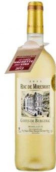 Víno bílé Roc de Miremont Cotes de Bergerac