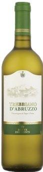 Víno bílé Trebbiano D'Abruzzo Botte Dei Conti