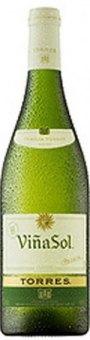 Víno bílé Viňa Sol De Torres